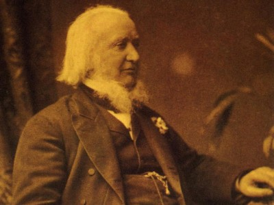 Photograph of Patrick Allan Fraser aged 72