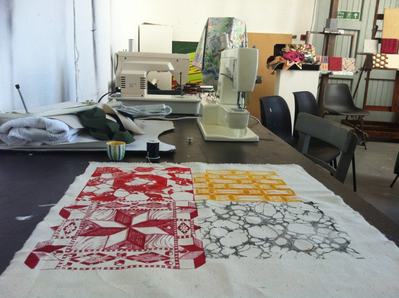 pattern printed