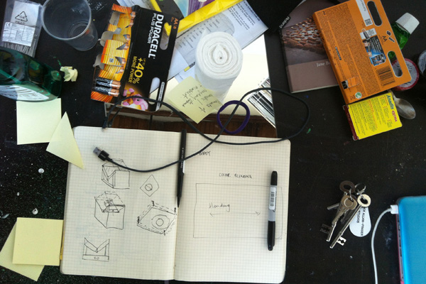 Interdisciplinary Desk