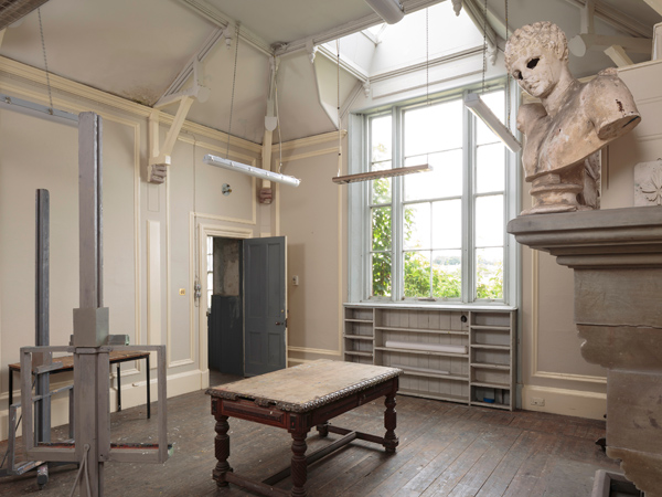 Patrick Allan Fraser Studio at Hospitalfield