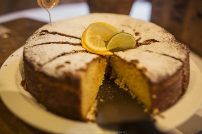 St Clements Cake