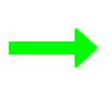 green arrow indicating a link
